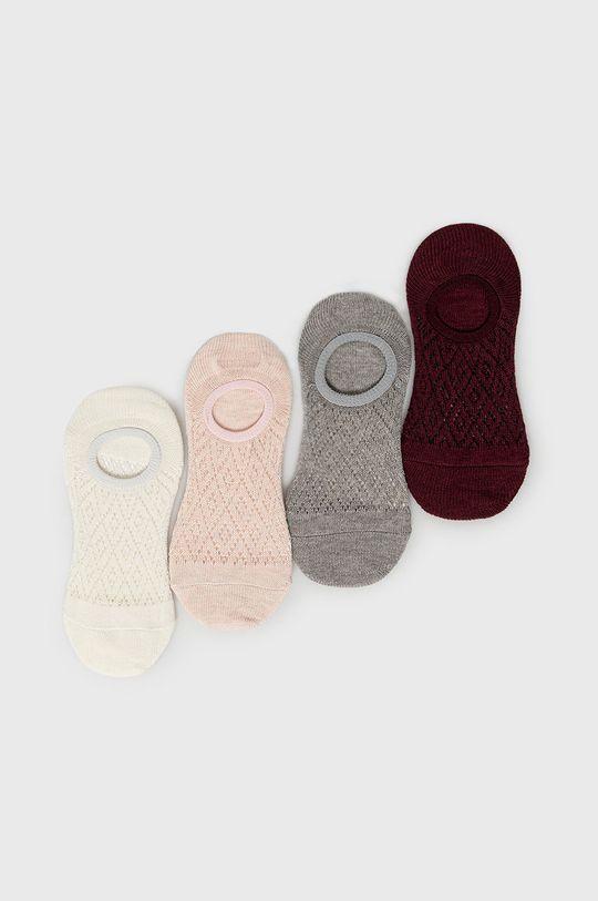 vícebarevná Answear Lab - Ponožky (4-pack) Dámský
