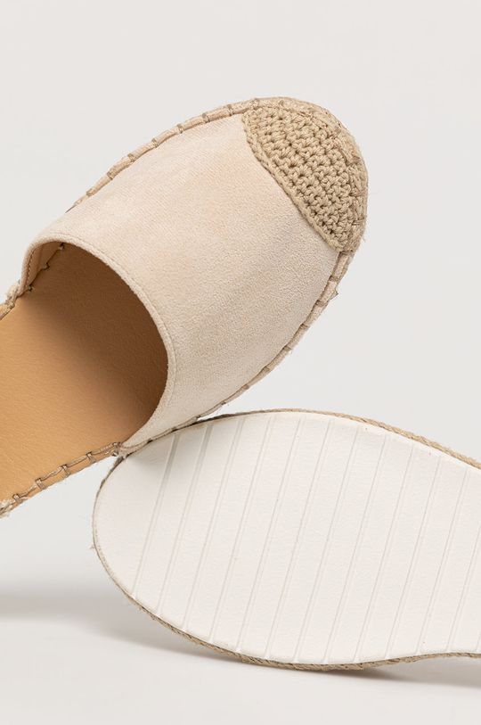 béžová Answear Lab - Espadrilky Moda Plus