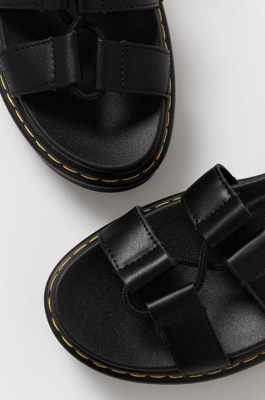 czarny Answear Lab - Sandały Just Me
