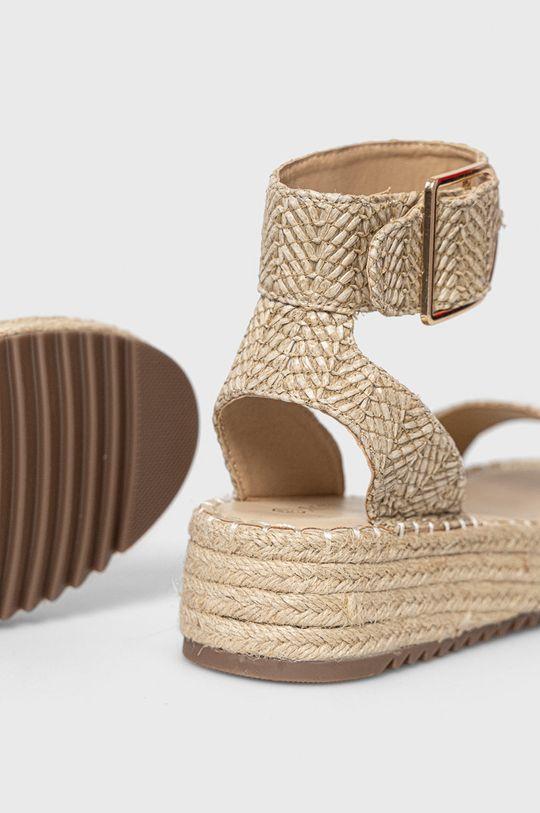 Answear Lab - Sandále Alta Moda  Zvršok: Textil Vnútro: Textil Podrážka: Syntetická látka