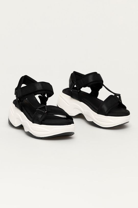 Answear Lab - Sandály Alta Moda černá