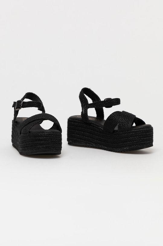 Answear Lab - Sandały Alta Moda czarny