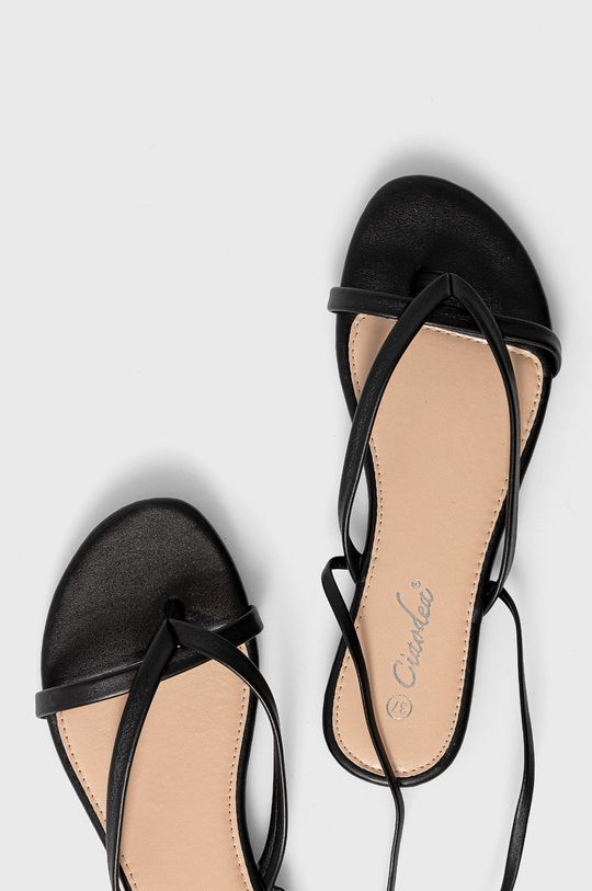 Answear Lab - Sandały Ciaodea czarny