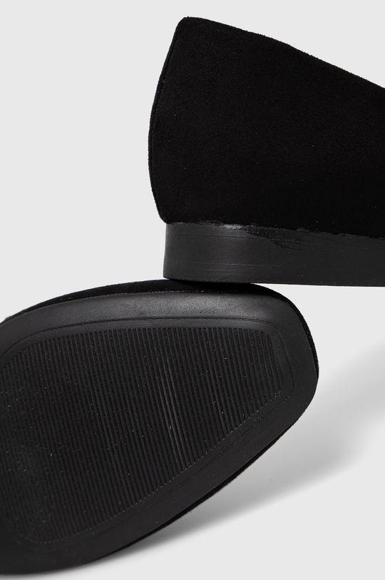 Answear Lab - Mokasyny Prisska Cholewka: Materiał tekstylny, Wnętrze: Skóra naturalna, Podeszwa: Materiał syntetyczny