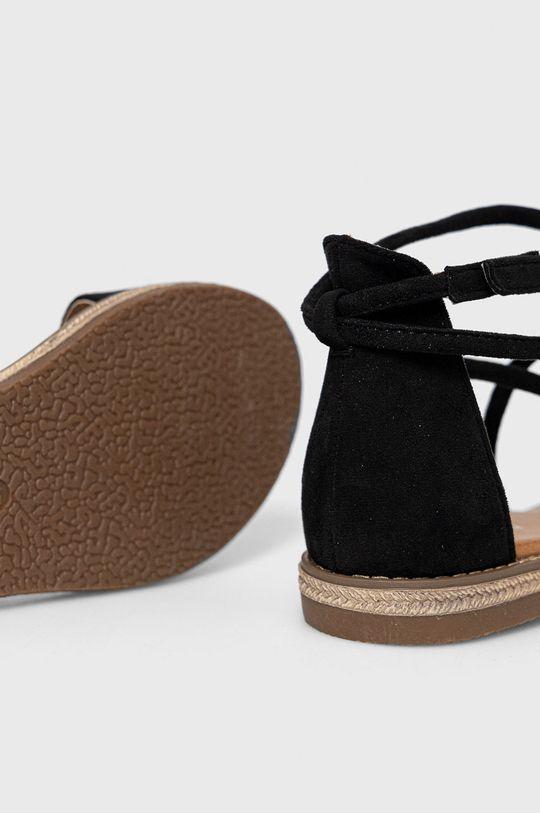 Answear Lab - Sandále Prisska  Zvršok: Textil Vnútro: Syntetická látka, Textil Podrážka: Syntetická látka