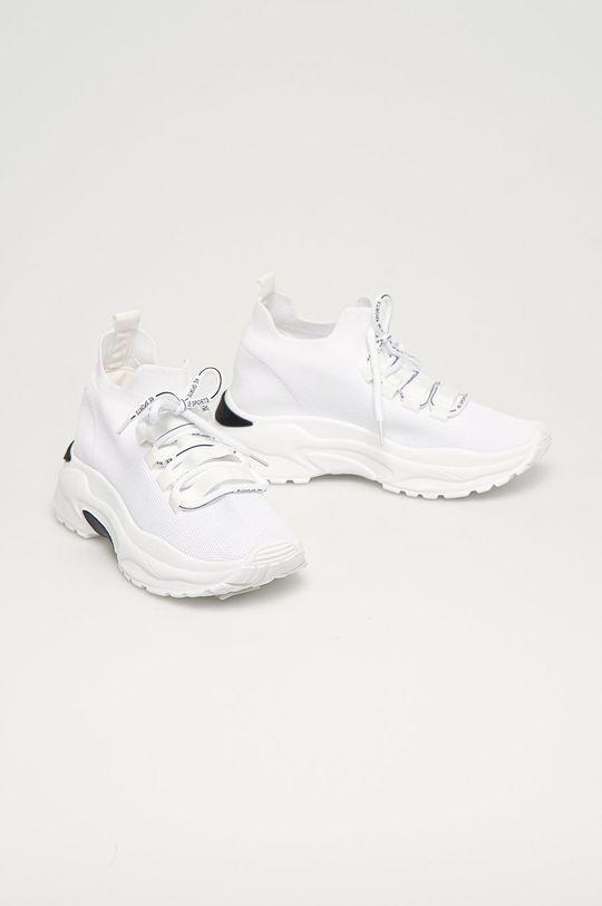Answear Lab - Buty biały
