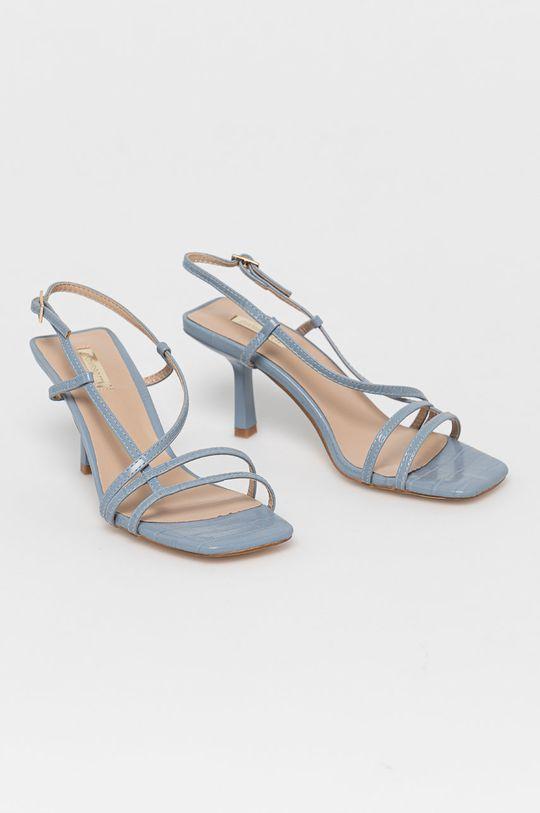 Answear Lab - Sandały Buonarotti niebieski