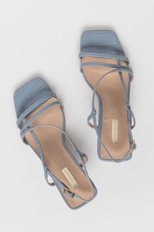 niebieski Answear Lab - Sandały Buonarotti