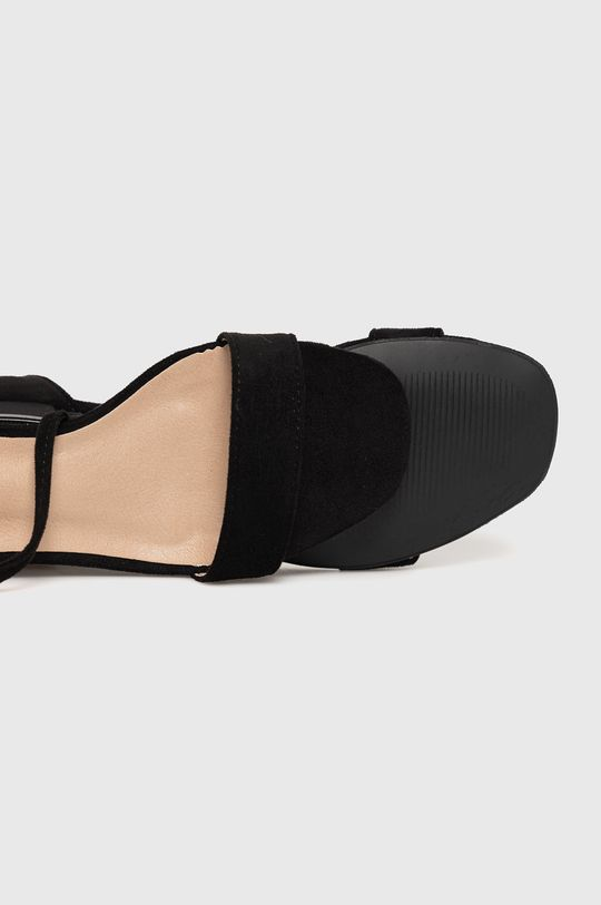 negru Answear Lab - Sandale Buonarotti