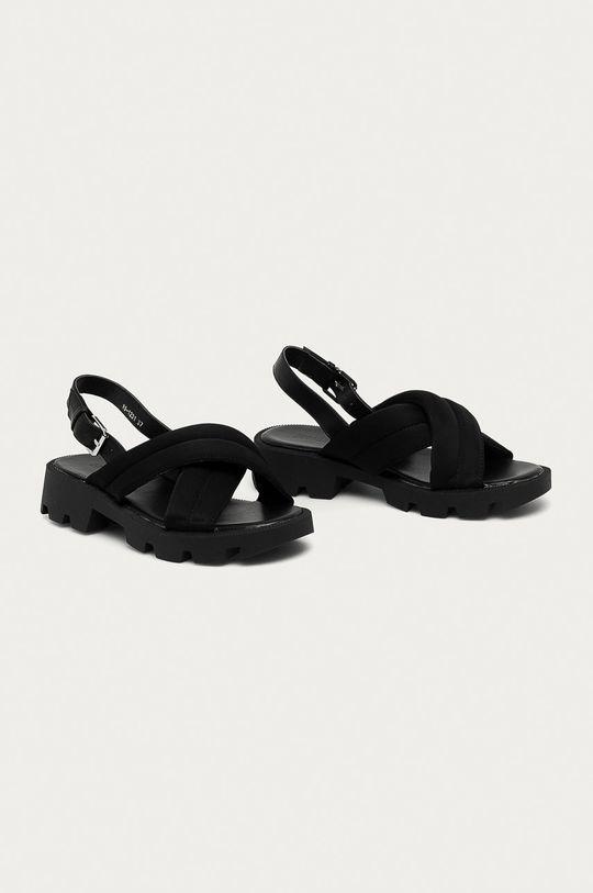 Answear Lab - Sandále Buonarotti čierna