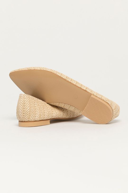 Answear Lab - Мокасини Buonarotti  Халяви: Текстильний матеріал Внутрішня частина: Синтетичний матеріал, Текстильний матеріал Підошва: Синтетичний матеріал