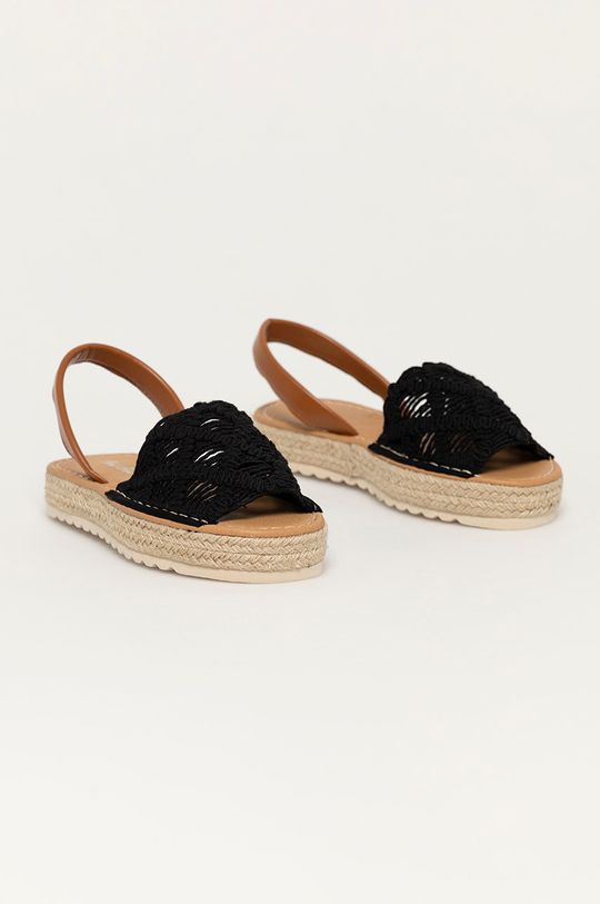 Answear Lab - Sandály Best Shoes černá