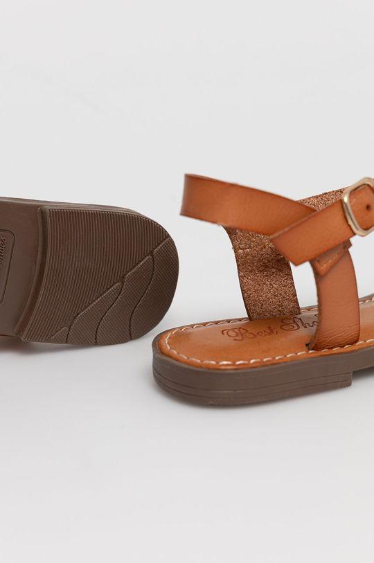 Answear Lab - Sandále Best Shoes  Zvršok: Syntetická látka Vnútro: Syntetická látka Podrážka: Syntetická látka