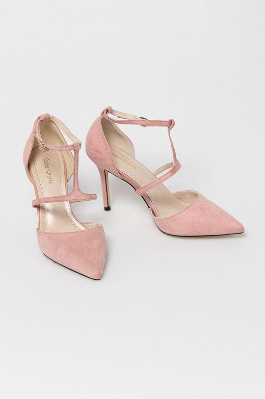 Answear Lab - Szpilki Colour Cherie różowy