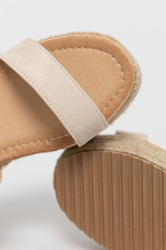 beżowy Answear Lab - Sandały WK