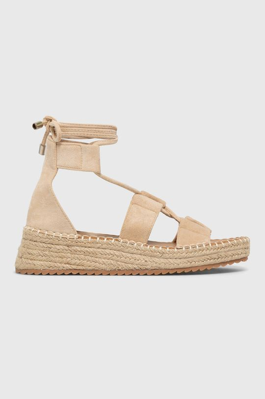 béžová Answear Lab - Sandále WK Dámsky