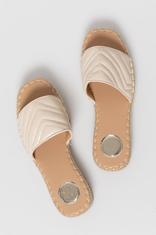 béžová Answear Lab - Pantofle Woman Key
