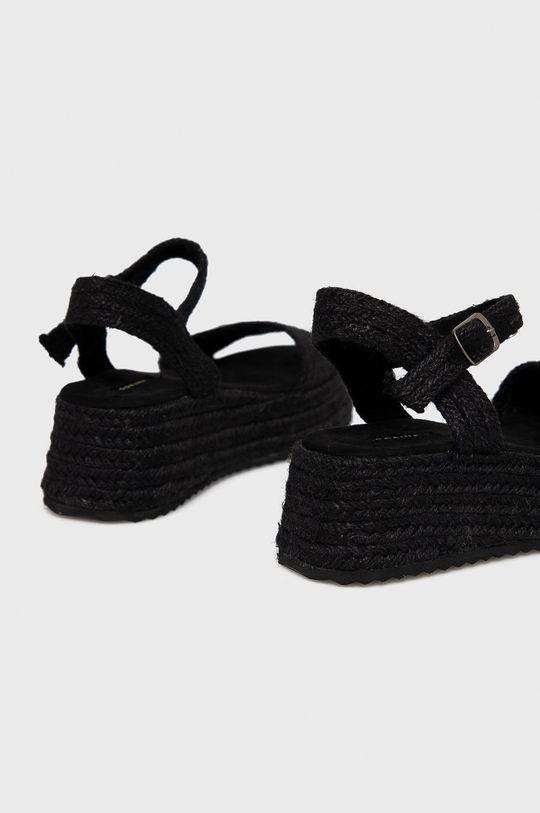 Answear Lab - Sandály  Svršek: Textilní materiál Vnitřek: Textilní materiál Podrážka: Umělá hmota