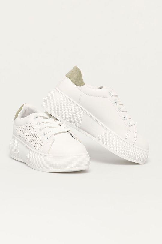 Answear Lab - Черевики білий