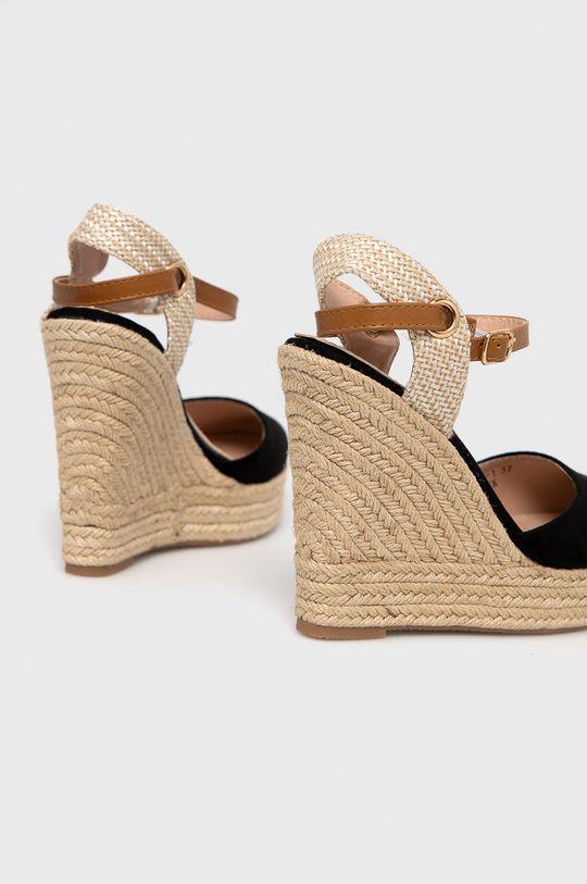 Answear Lab - Espadrilky Sweet Shoes  Zvršok: Syntetická látka, Textil Vnútro: Syntetická látka Podrážka: Syntetická látka
