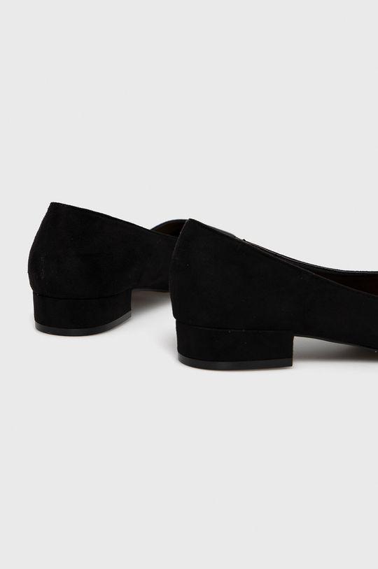 Answear Lab - Baleriny Sweet Shoes Cholewka: Materiał tekstylny, Wnętrze: Materiał syntetyczny, Podeszwa: Materiał syntetyczny