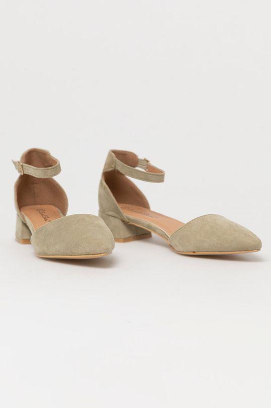 Answear Lab - Czółenka Sweet Shoes miętowy
