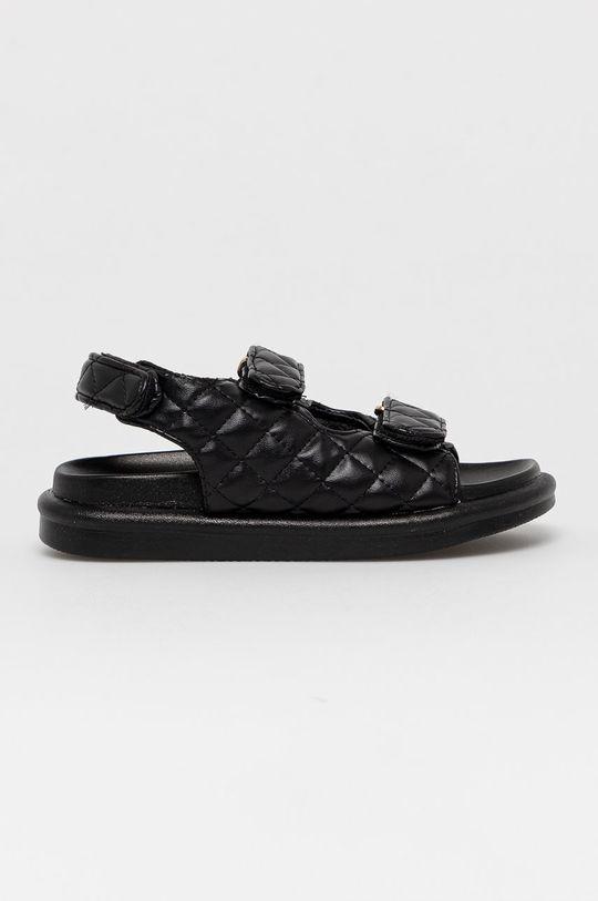 czarny Answear Lab - Sandały Sweet Shoes Damski
