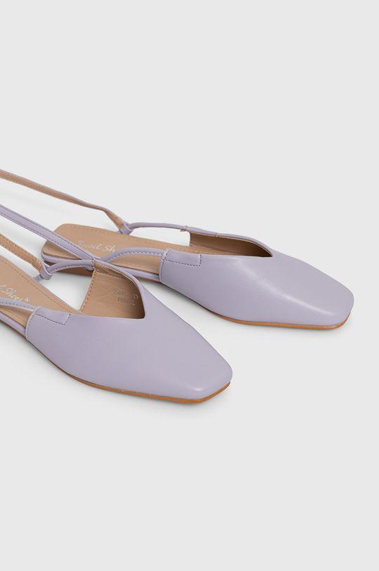 Answear Lab - Baleriny Sweet Shoes lawendowy