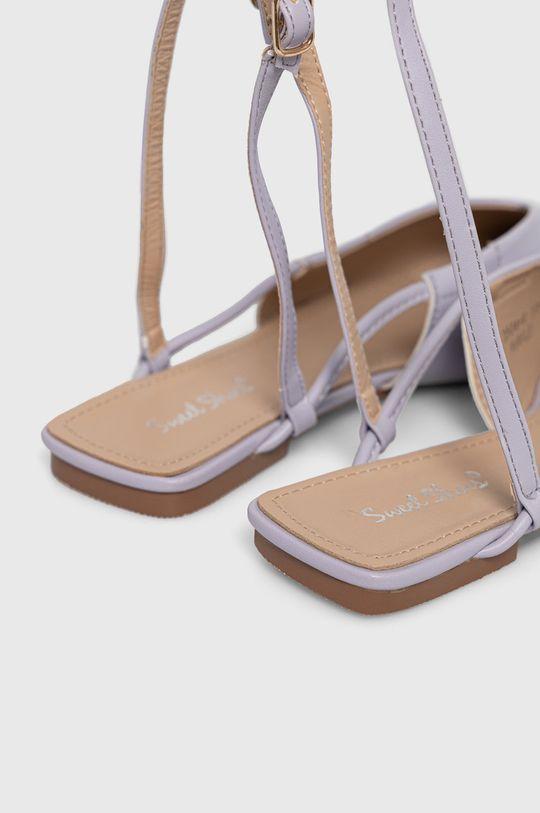 Answear Lab - Baleriny Sweet Shoes Cholewka: Materiał syntetyczny, Wnętrze: Materiał syntetyczny, Podeszwa: Materiał syntetyczny
