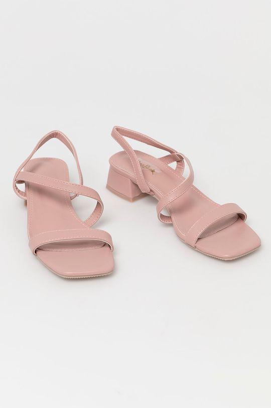 Answear Lab - Sandały Vera Blum różowy