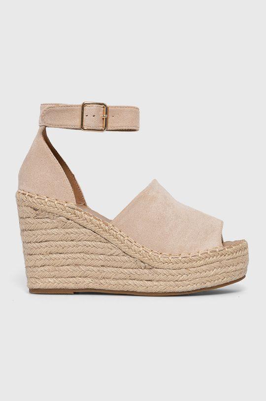 bej Answear Lab - Sandale GoGoShoes De femei