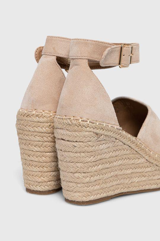 Answear Lab - Sandale GoGoShoes  Gamba: Material textil Interiorul: Material sintetic Talpa: Material sintetic