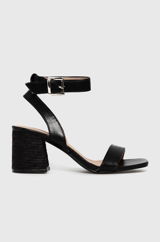 negru Answear Lab - Sandale GoGoShoes De femei