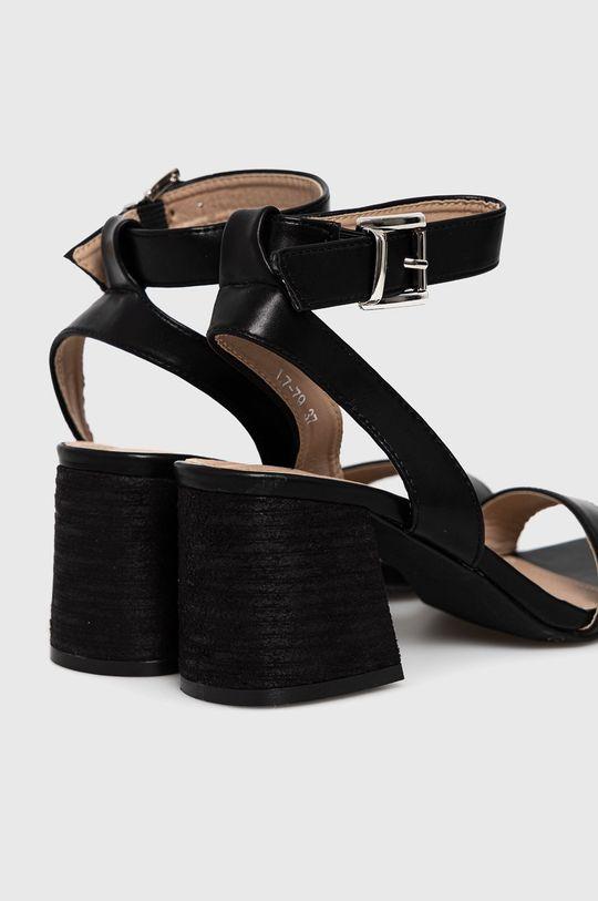 Answear Lab - Sandale GoGoShoes  Gamba: Material sintetic Interiorul: Material sintetic Talpa: Material sintetic
