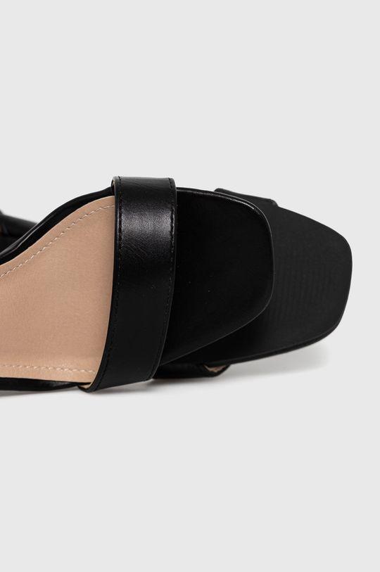 negru Answear Lab - Sandale GoGoShoes