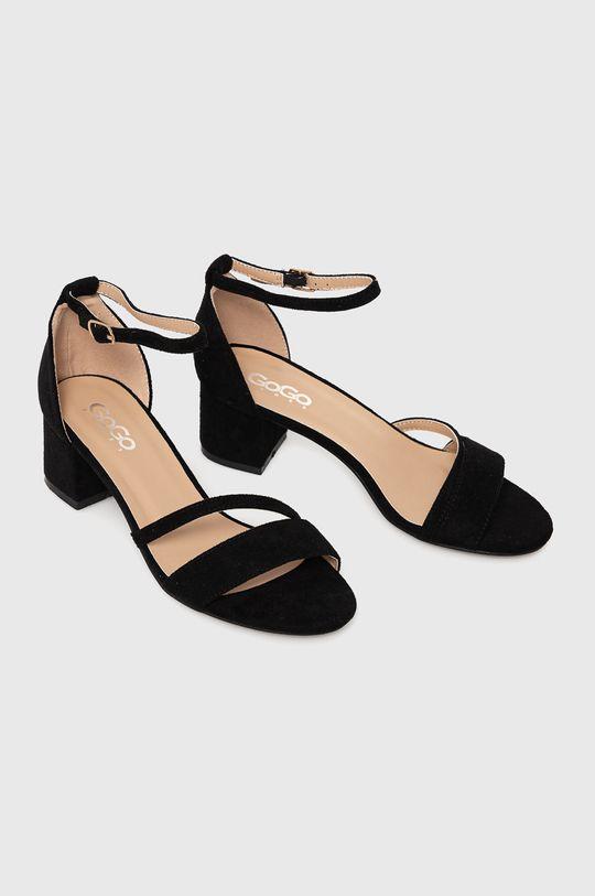 Answear Lab - Sandále GoGoShoes čierna