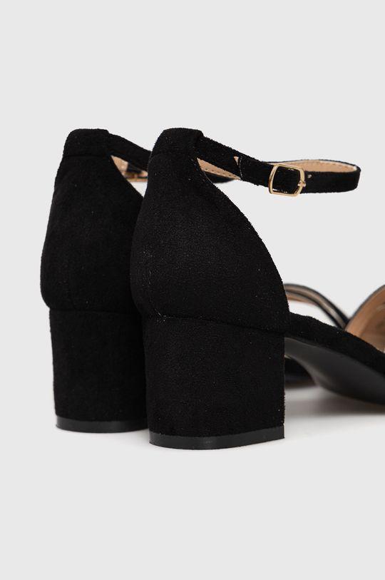 Answear Lab - Sandále GoGoShoes  Zvršok: Textil Vnútro: Syntetická látka Podrážka: Syntetická látka