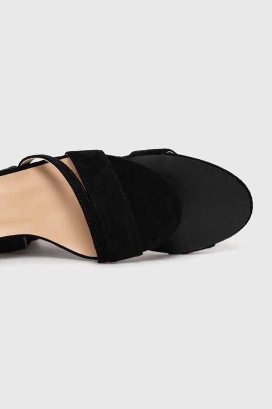 čierna Answear Lab - Sandále GoGoShoes