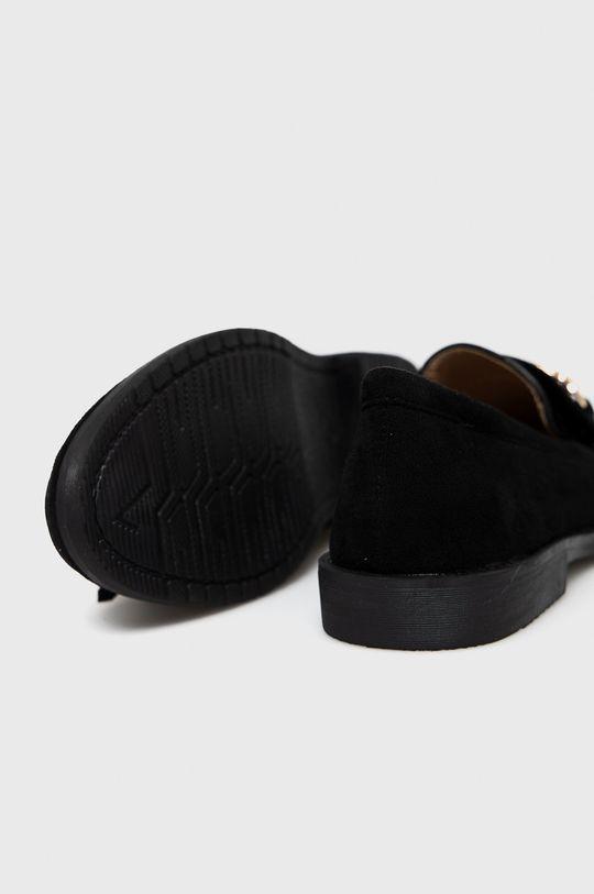 czarny Answear Lab - Mokasyny Chiara Foscari