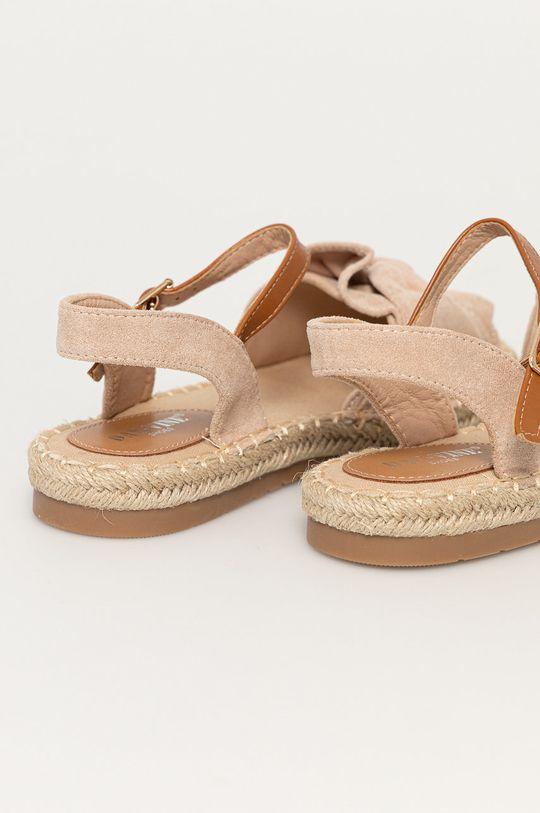 Answear Lab - Sandále Day-vine  Zvršok: Textil Vnútro: Textil Podrážka: Syntetická látka