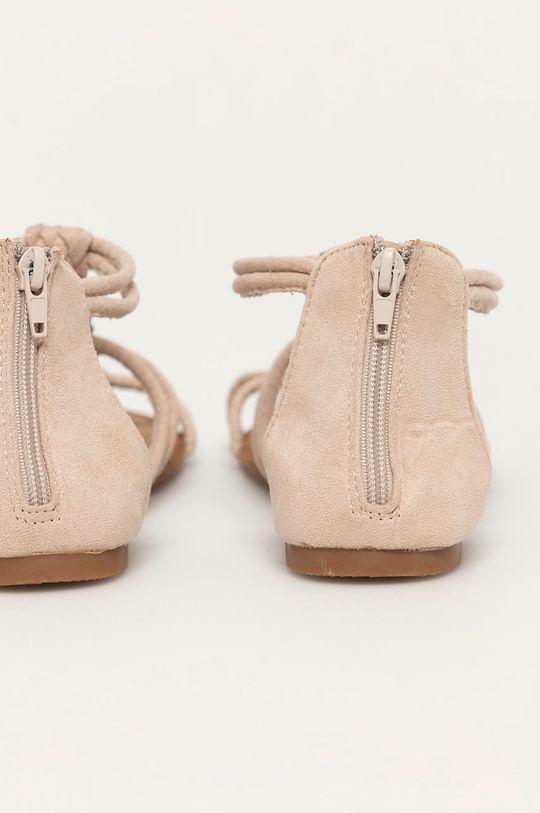 Answear Lab - Sandále Bottine  Zvršok: Textil Vnútro: Textil Podrážka: Syntetická látka