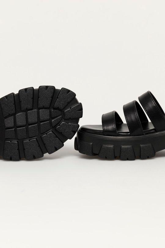 Answear Lab - Sandály  Svršek: Umělá hmota Vnitřek: Umělá hmota, Textilní materiál Podrážka: Umělá hmota