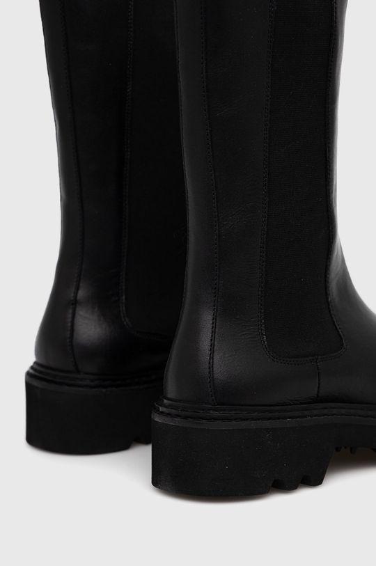 Answear Lab - Kožené topánky Chelsea  Zvršok: Prírodná koža Vnútro: Syntetická látka Podrážka: Syntetická látka