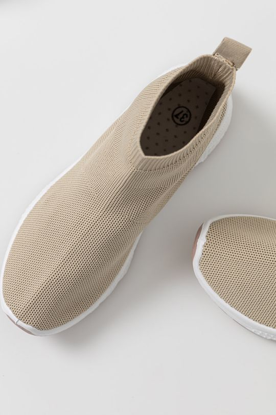 vojenská zelená Answear Lab - Topánky