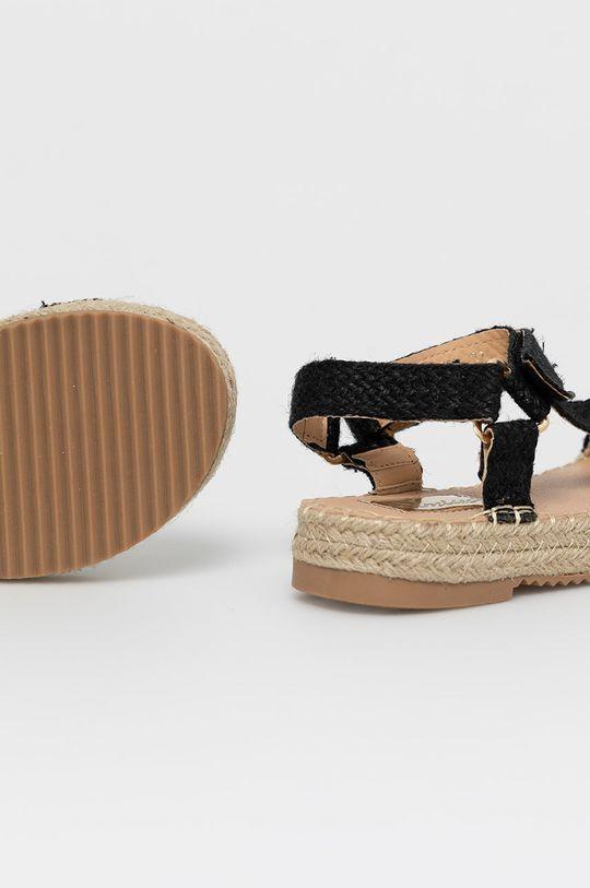 Answear Lab - Sandály simius  Svršek: Textilní materiál Vnitřek: Umělá hmota Podrážka: Umělá hmota