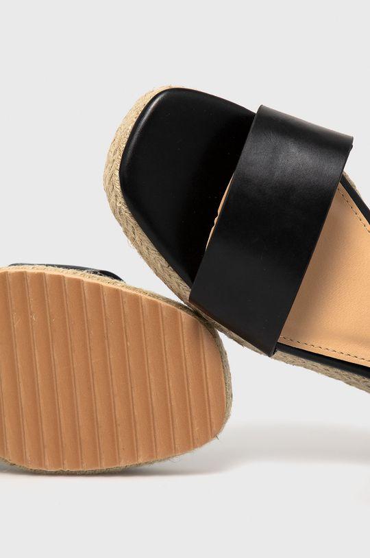 černá Answear Lab - Sandály Woman Key