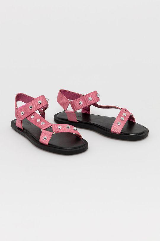 Answear Lab - Sandale roz