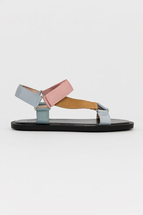 multicolor Answear Lab - Sandały Damski