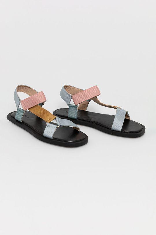 Answear Lab - Sandały multicolor