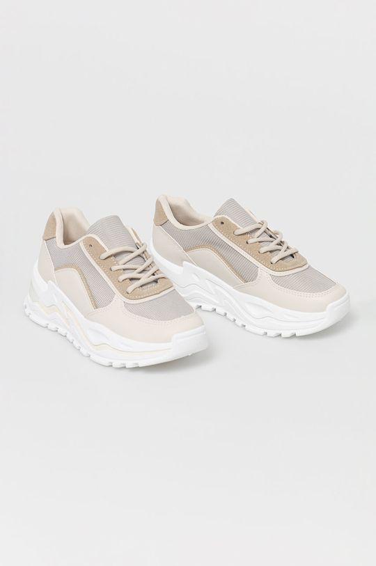 Answear Lab - Pantofi Marquiz bej